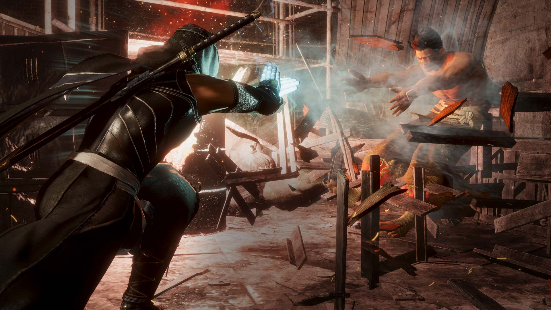 Dead or Alive 6 launch trailer image 3