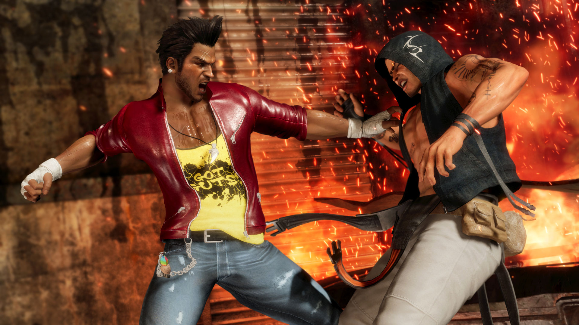 Dead Or Alive 6 Characters Diego