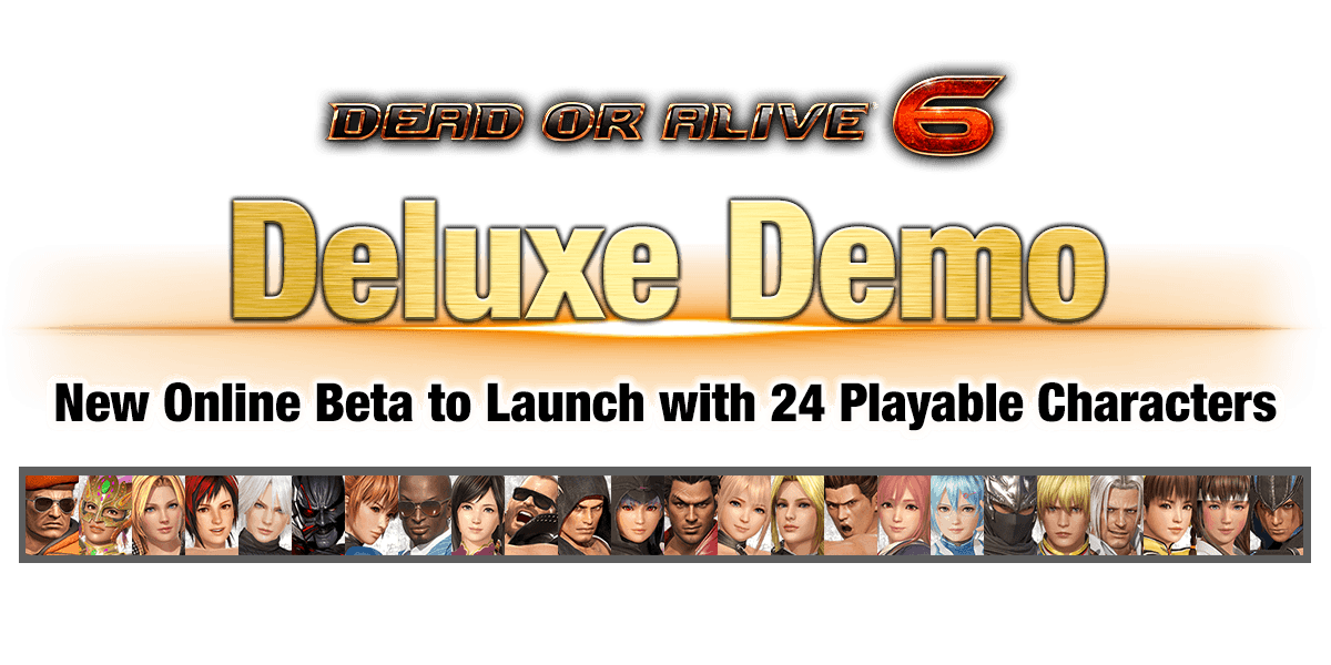 DEAD OR ALIVE 6 | NEWS