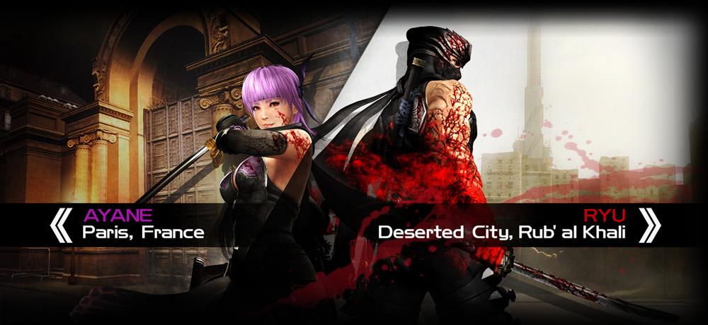 Ninja Gaiden 3 Razor S Edge Official Site Tecmo Koei Europe